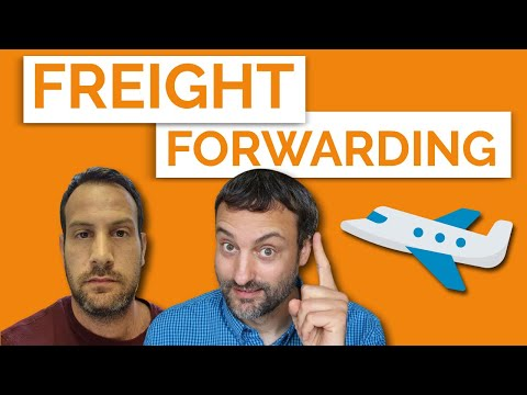 Shipping to Amazon FBA With a Freight Forwarder