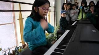 만대초등학교 피아노 배틀
