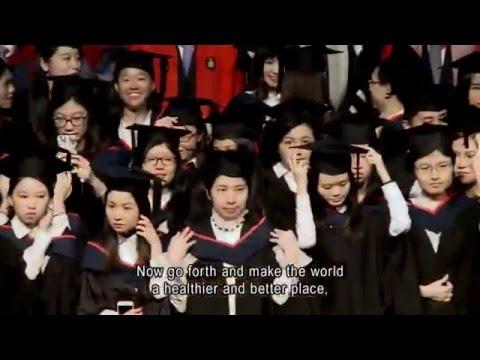 Highlights of School of Public Health's Graduands