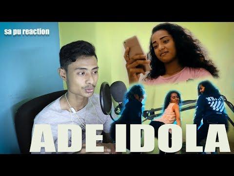 Reaction Ade Idola -Van Breezy X Dr.G X Snap Sneepy'J X Naety Bop ( Sa Pu Reaction )