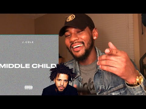 J Cole - Middle Child   🔥 REACTION