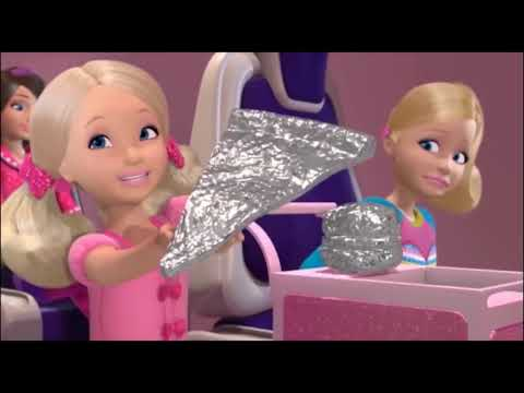 Barbie Ngôi nhà trong mơ | Sân bay riêng của Barbie