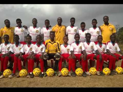 GOLDENCHILD FOOTBALL ACADEMY NIGERIA HISTORY SO FAR