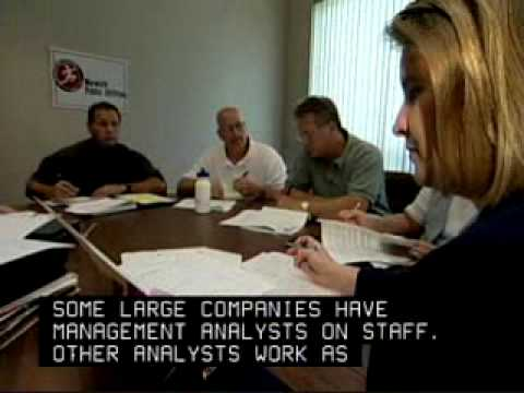 Management Analyst Careers Overview
