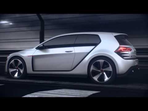Car Design: VW Golf Design Vision GTI