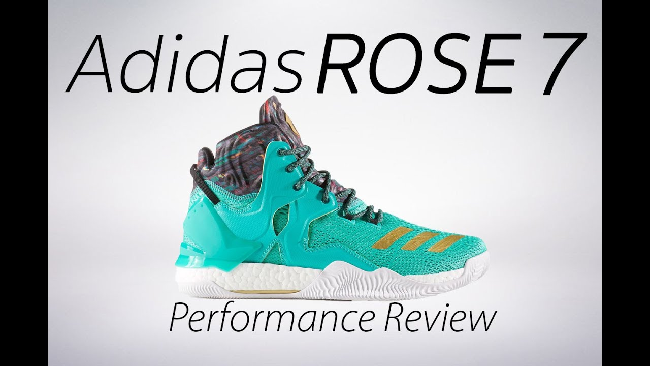 adidas d rose 7 primeknit test