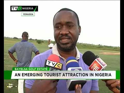 Bayelsa Golf Estate: An emerging tourist attraction in Nigeria