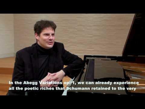 Schumann Piano Music Arabeske / Arabesque / Oliver Schnyder