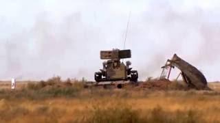 Отражение массированного ракетного удара на учениях  Кавказ 2016