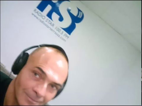 Entrevista a Kristian Conde en Radio Star Terrasa con Andres Torres
