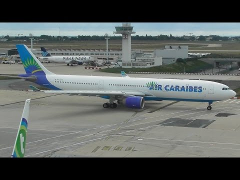 Planes at Paris Orly Int'l Airport, ORY - Part 1 | 28-09-16