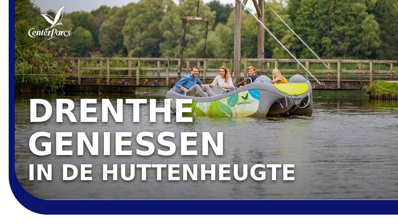 Center Parcs De Huttenheugte - Ein toller Urlaub mit Kindern in Holland