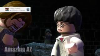 Unlocking Platinum Trophy on  LEGO Harry Potter Collection Years 5-7 (PS4) #127