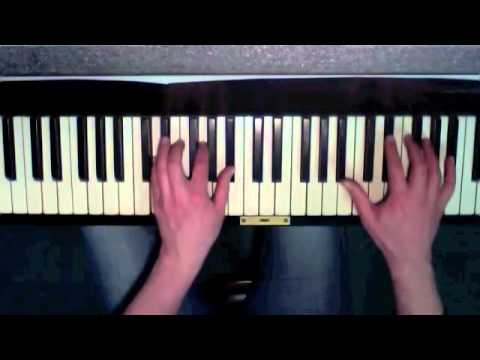 Fix You - Coldplay, easy piano cover
