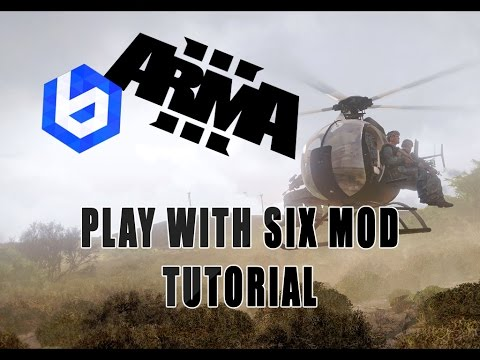 Arma 3 Play WithSix Tutorial