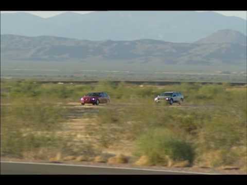 Arizona proving Ground