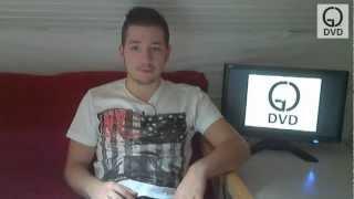 GreatoneDVD TV #1 (Die Neue Show über Wrestling, Filme und Mehr) 20.10.12 (Deutsch/German)