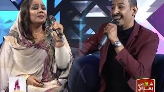 طه سليمان & هدى عربي - اهلاً بهجة عمري  - اغاني و اغاني 2020