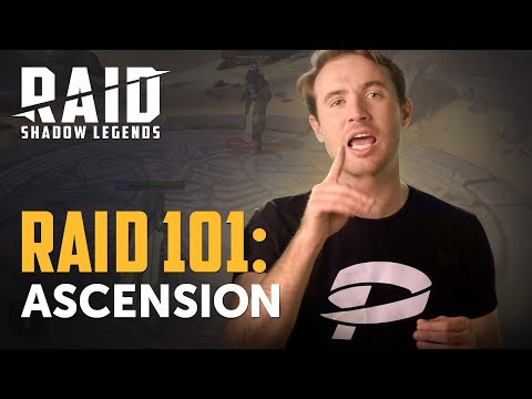 Raid: Shadow Legends | Raid 101 | Ascension