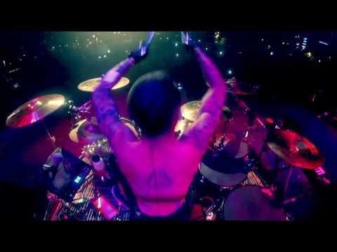 Frank Zummo's drum tribute to Linkin Park's Chester Bennington