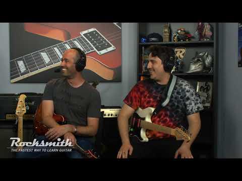Rocksmith Remastered - Intermediate Exercises, Vol. 1 - Live From Ubisoft Studio SF