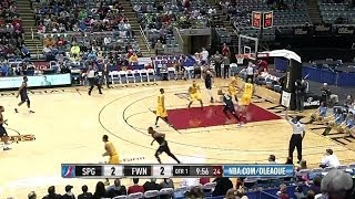 Larry Anderson Scores 29 points is loss to Fort Wayne Mad Ants
