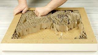 7 idee pazzesche di riciclo creativo con il legno