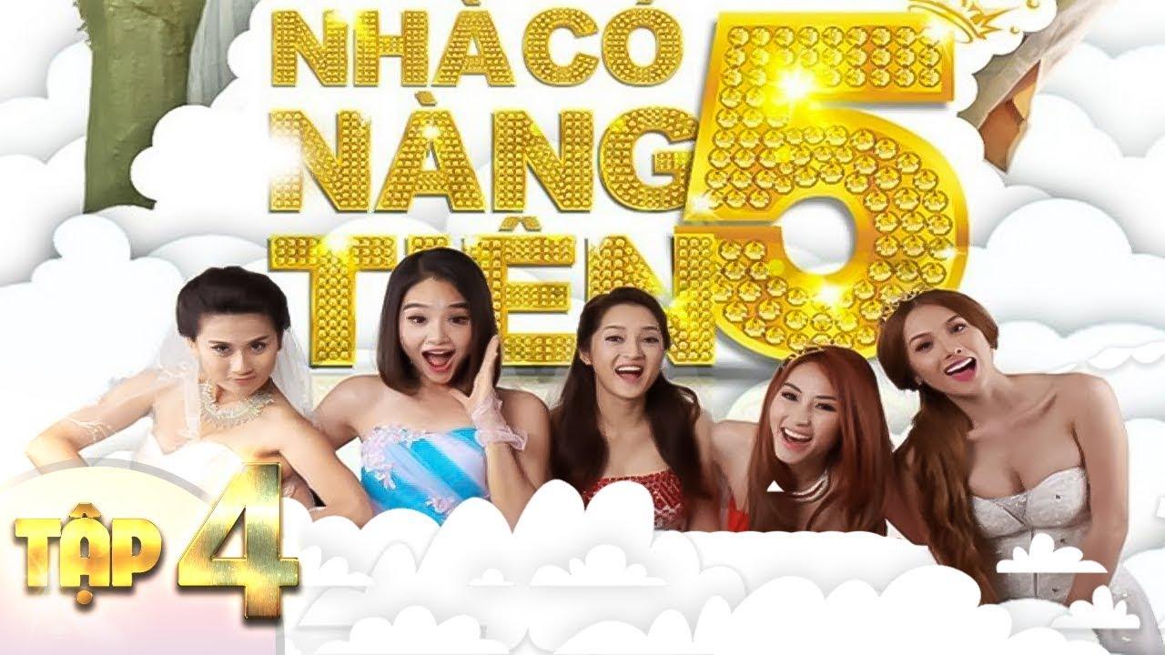 Nhà Có 5 Nàng Tiên – Tập 4 | Hoài Linh, Việt Hương, Chí Tài, Miu Lê, Bảo Anh [Phim Truyền Hình]