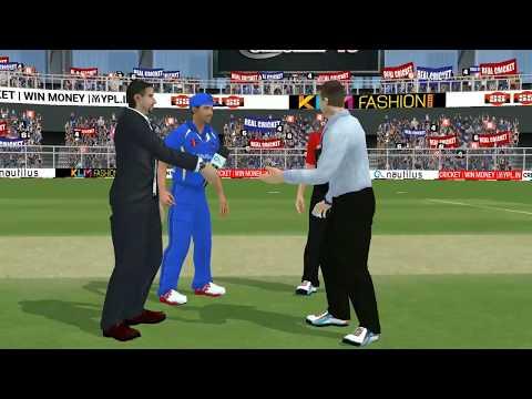 15th April IPL 11 Rajasthan Royals V ROyal Challengers Bangalore Real cricket 2018 mobile Gameplay