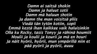 Kapasiteettiyksikkö - Susijengi + Lyrics