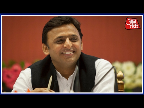 Exclusive Interview Of Akhilesh Yadav With Rajdeep Sardesai