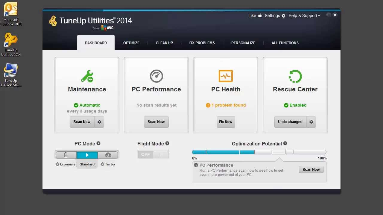 TuneUp Utilities 2014 Download \u0026 Installation Instructions - YouTube