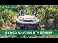 New Kymco Uxv700i Utv Test Review