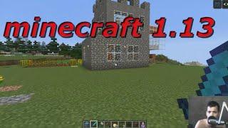 como descargar minecraft 1 13