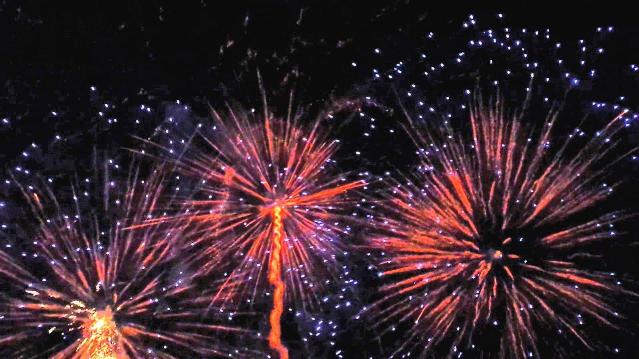 1 August Feuerwerk Basel 2013 Youtube
