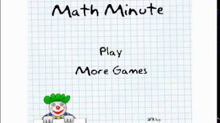 MindJolt Games - Math Minute -  4,133,132