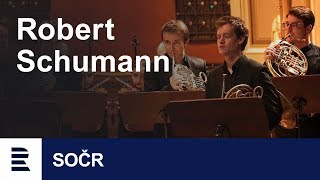 Robert Schumann - Koncertní kus pro čtyři lesní rohy a orchestr