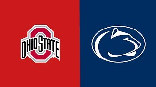 Week 5 2018 #4 Ohio State at #9 Penn State Full Game Highlights