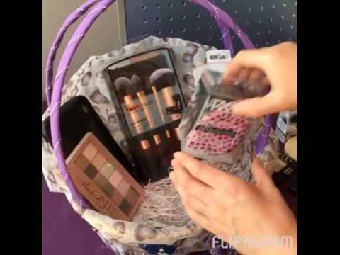 Оформление подарков и корзин