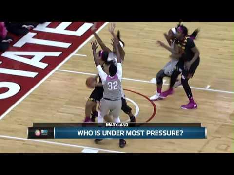 Vera Jones Talks B1G Women's Basketball Tournament