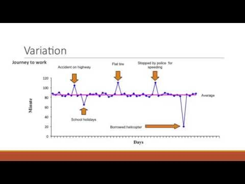 Patient Safety Webinar 3.A: Understanding variation Statistical Process Control Charts