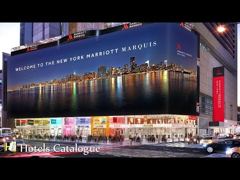new-york-marriott-marquis-hotel-tour---luxury-nyc-hotels-in-times-square