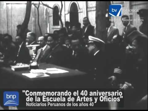 Conmemorando el 40 aniversario de la Escuela de Artes y Oficios