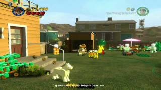 Lego indiana jones 2 walkthrough - Doom town