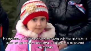 Krim Povratak kući - Ruski Dokumentarni Film