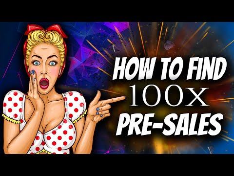 TOP 5 Ways To Find Crypto Pre-Sales (That 100x) - My Tips to Find Opportunities Early & Before PUMP