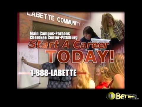 Labette community college jobs