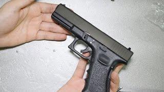 Металлический затвор от PGC для Tokyo Marui Glock 17