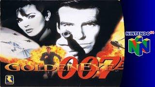 Nintendo 64 Longplay: GoldenEye 007