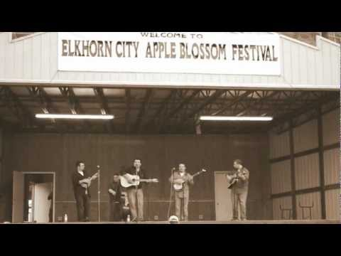 "Blue Moon Of Kentucky By:Republik-Steele at  ""Elkhorn City Apple Blossom Festival"" 2012"